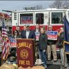 2018 Campaign Kick Off at Lionville Fire Co.
